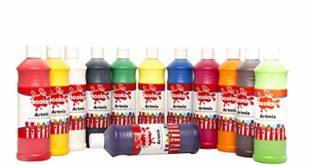 41qPK+LpHHL 310x165 - Scola Artmix Ready Mix Coloured Paint 12 x 600m (Pack of 12)