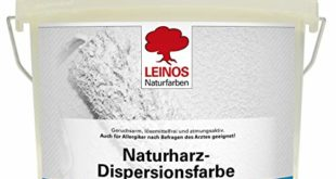 naturharz dispersionsfarbe 250 l 310x165 - Naturharz-Dispersionsfarbe 2,50 l