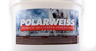 Innenwandfarbe Polarweiss weiss matt 10l 310x165 - Innenwandfarbe Polarweiss weiss matt 10l