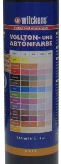 Wilckens Abtoenfarbe Volltonfarbe 750 mlmatt 14 Farben 123x330 - Wilckens Abtoenfarbe - Volltonfarbe / 750 ml/matt - 14 Farben zur Auswahl (Schwarz)